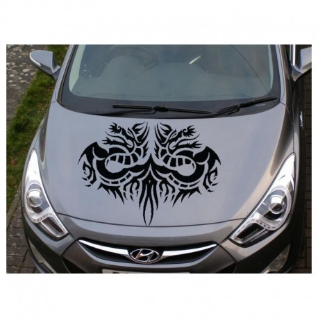 Chinese dragon for your auto sticker.